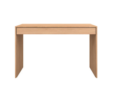 Oak Wave office console by Ethnicraft