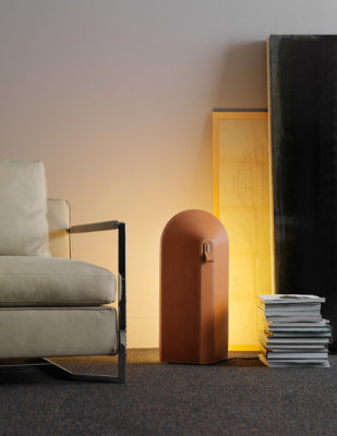 Odeon Floor lamp by FontanaArte