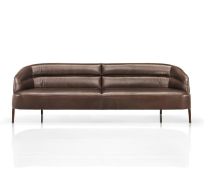 Odeon Sofa 230 by Wittmann