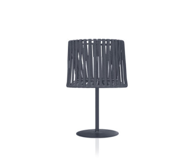 """""""Oh"""" lamp Hand-woven table lamp by Expormim"""