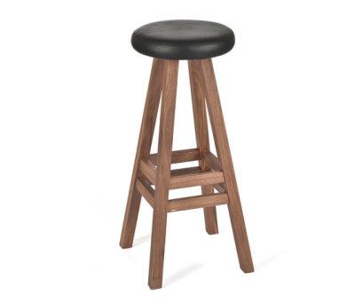 Oki Nami stool by Case Furniture