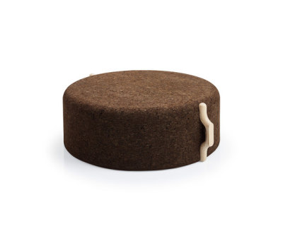 Omega Large Stool 8 by Blackcork