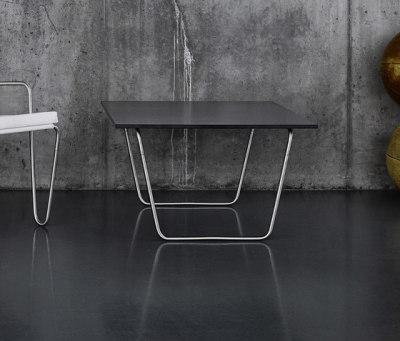 Panton Bachelor Table | black oak by Montana Møbler