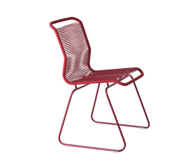 Panton One Chair | moulin rouge red by Montana Møbler