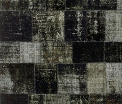 Patchwork black by GOLRAN 1898