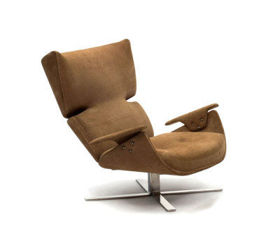 Paulistana Lounge Chair by Espasso