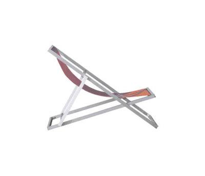 Picnic deckchair by GANDIABLASCO