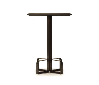 piedmont café bar table by Skram