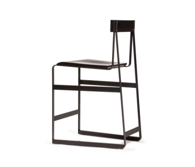 piedmont counter height stool by Skram