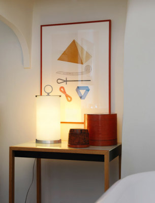 Pirellina Table lamp by FontanaArte