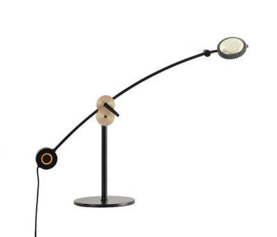 Planet Desk Lamp by SEEDDESIGN
