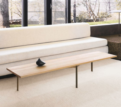 Plank Coffee Table by BassamFellows