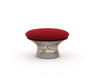 Platner Ottoman by Knoll International