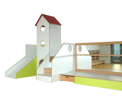 Playground DBF-743 by De Breuyn