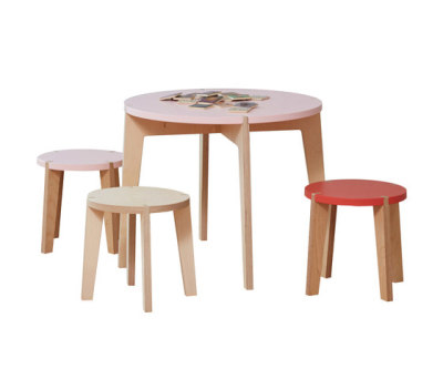 Playtable round by Blueroom