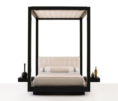 Plaza Bed by Naula