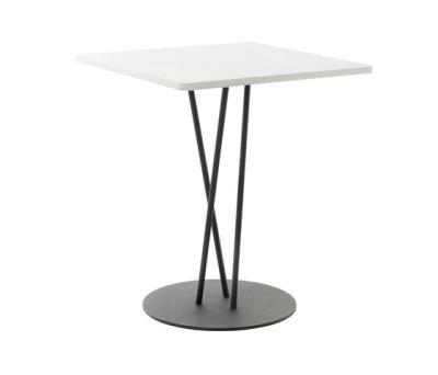 plot Side table PL071 by Brunner