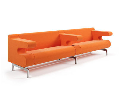 Point sofa by Materia