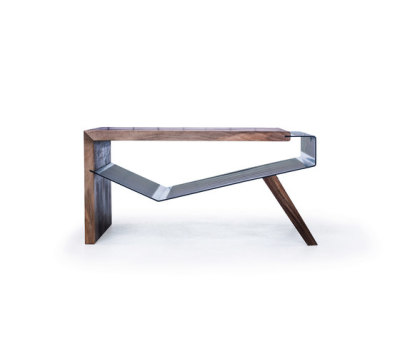 Polyline no1 Coffee Table by Hookl und Stool
