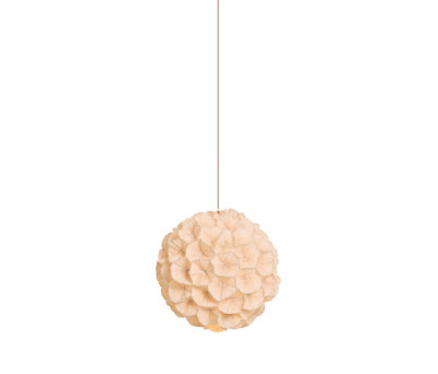 Poppy Hanging Lamp small by Kenneth Cobonpue