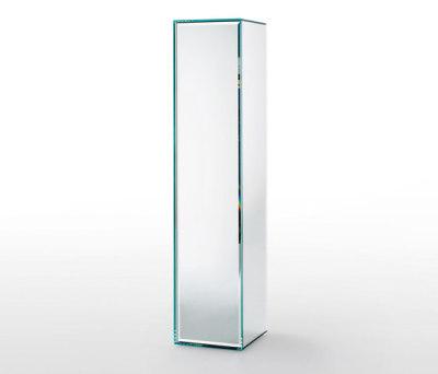Prism Storage Unit by Glas Italia