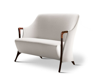Progetti 2-Seat Sofa by Giorgetti