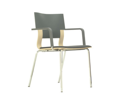 Puro   4-legged general purpose chair by Züco