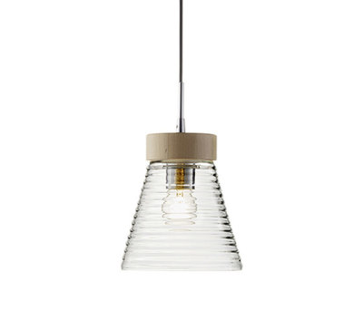 Qin Ripple M Pendant Lamp by SEEDDESIGN