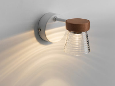 Qin Wall Lamp Ripple by SEEDDESIGN