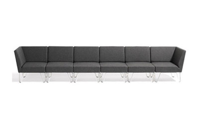 Qvarto modular sofa by Blå Station