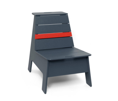 Racer Lounge Chair by Loll Designs