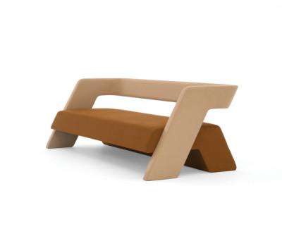 Rebel Sofa by Dune