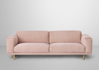 Rest | 3-seater by Muuto