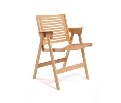 Rex Chair beech natural by Rex Kralj