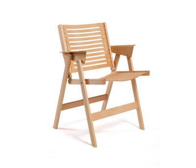 Rex Chair beech natural by Rex Kralj