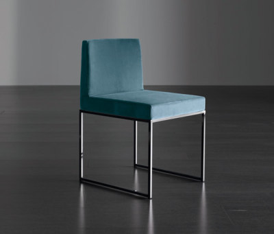 Rider Uno Chair by Meridiani
