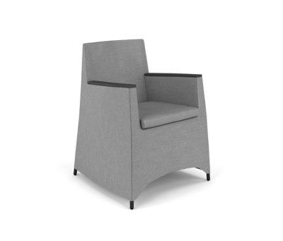 Rio armchair by Fischer Möbel