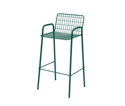Riviera barstool by iSi mar