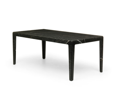 Rock table by Eponimo