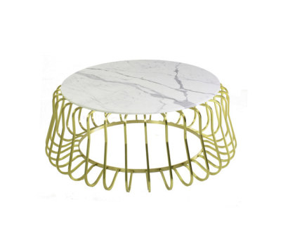 Rococo Grande Table by Martin Huxford Studio