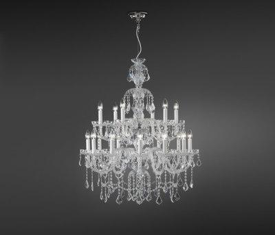 Romantic Hanging Lamp by ITALAMP