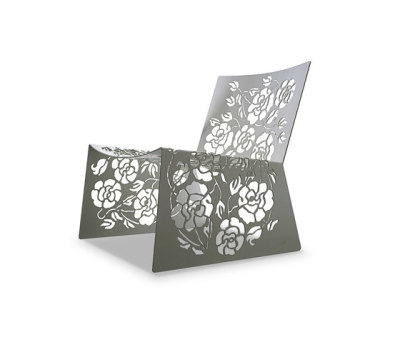 Roses 1450 Armchair by Vibieffe