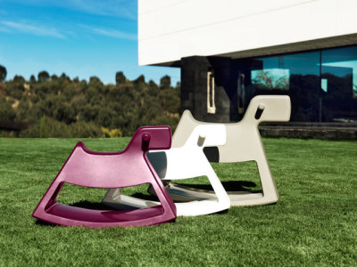 Rosinante rocking horse by Vondom