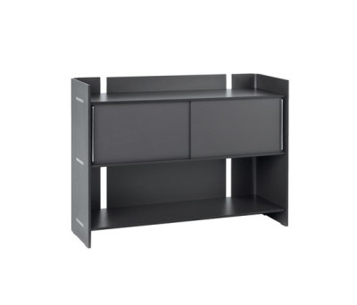 Rotondo shelf 120 x 90 by Conmoto