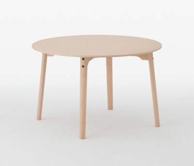 Sally Dining Table Natural by Meetee