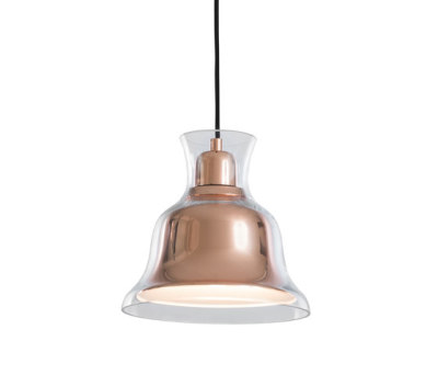 Salute Pendant Lamp Bell R by SEEDDESIGN