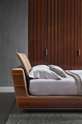 Sama Bed by Flou