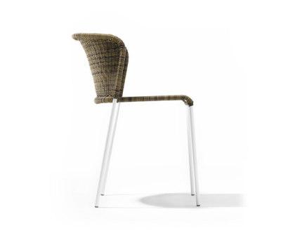 Santa Lucia Rattan Chair by Lampert