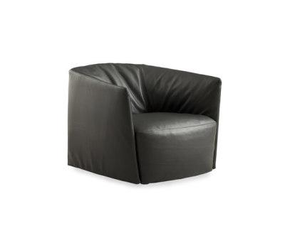 Santa Monica armchair by Poliform