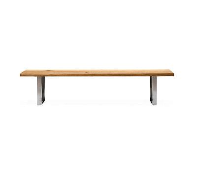 SC 44 Bench | Wood by Janua / Christian Seisenberger